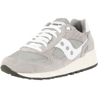 Chaussures Homme Baskets basses Saucony Homme Shadow 5000 Vintage Suede Baskets, Gris gris
