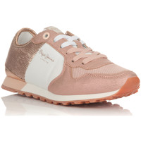 Chaussures Femme Baskets basses Pepe jeans 30625 rose