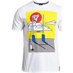 Vêtements Homme T-shirts manches courtes Rugby Division T-shirts homme ROY Blanc