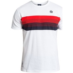 Vêtements Homme T-shirts manches courtes Rugby Division T-shirts homme SCENE Blanc