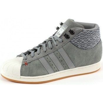 Chaussures Homme Baskets montantes adidas Originals Pro Model BT Gris
