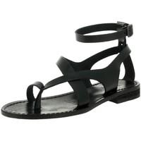 Chaussures Femme Sandales et Nu-pieds Iota 584 noir