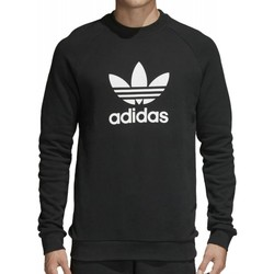 Vêtements Homme Sweats adidas Originals Originals Trefoil Crew Homme Sweat Shirt Noir Noir