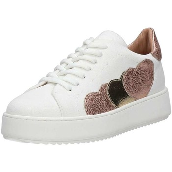 Chaussures Femme Baskets basses Twin Set Cs8pna Sneaker blanc