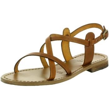 Chaussures Femme Sandales et Nu-pieds Iota 007 marron