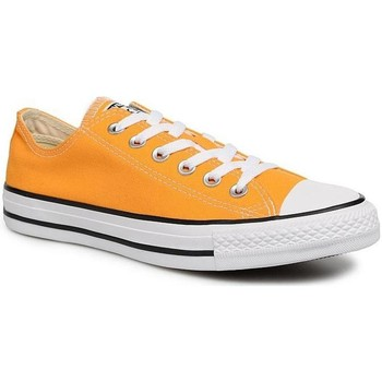 Chaussures Homme Baskets basses Converse all star ox f orange