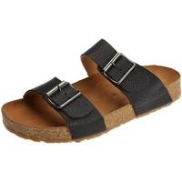 Chaussures Homme Mules Haflinger 819016 noir