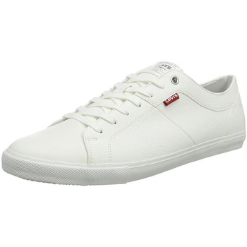 Chaussures Homme Baskets basses Levi's 225826 blanc