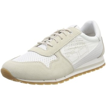 Chaussures Homme Baskets mode Timberland milan flavor blanc