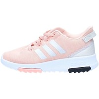 Chaussures Fille Baskets basses adidas Originals DB1872 Basket Fille Coral Coral