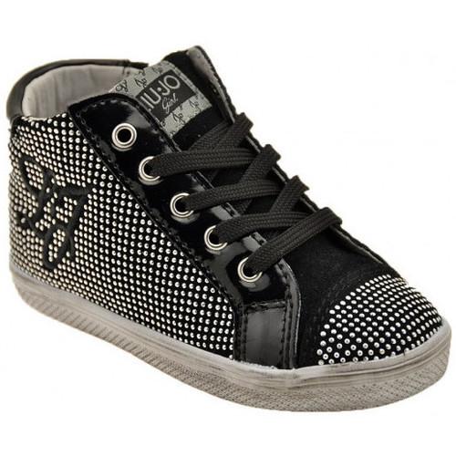Chaussures Enfant Baskets montantes Liu Jo 20766 Zip Baskets montantes