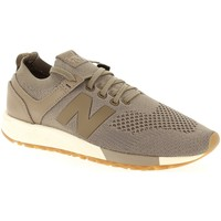 Chaussures Homme Baskets basses New Balance MRL247 taupe