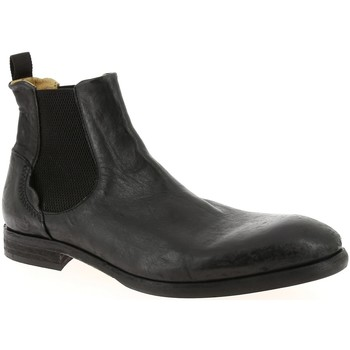 Chaussures Homme Boots Hudson WATCHLEY noir