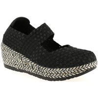 Chaussures Femme Baskets basses Coco & Abricot V0885A Noir