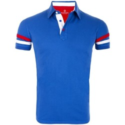 Vêtements Homme Polos manches courtes The Weekenders The Racer Bleu roi