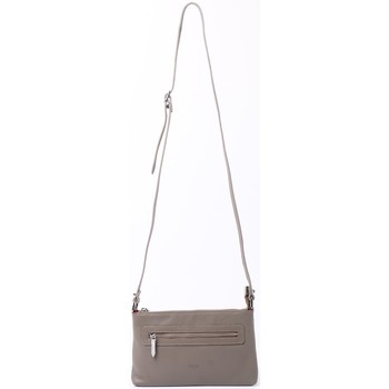 Sacs Femme Besaces Cherry Paris MARINE Sac pochette travers Taupe