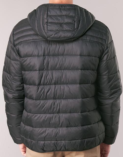 Geox Dennie Noir - Livraison Gratuite- Vêtements Doudounes Homme 11635