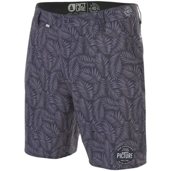 Vêtements Homme Shorts / Bermudas Picture Organic Clothing Detroit 19 Noir