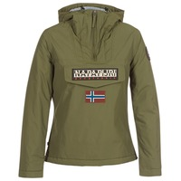 Vêtements Femme Parkas Napapijri RAINFOREST WINTER Kaki
