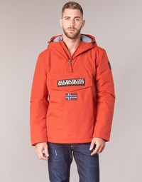 Vêtements Homme Parkas Napapijri RAINFOREST WINTER Orange