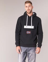 Vêtements Homme Sweats Napapijri BURGEE Noir