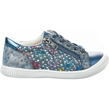 Chaussures Fille Baskets basses Bopy Baskets fille -  - Bleu marine - SHIVA - Millim BLEU