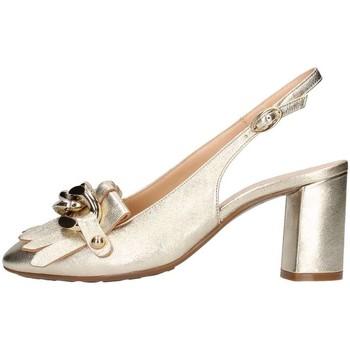Chaussures Femme Escarpins Paola Ghia 7932 Escarpins Femme platine platine