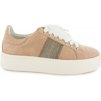 Chaussures Femme Baskets mode Bibi Lou Baskets- Nude