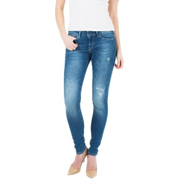 Vêtements Femme Jeans Pepe jeans JEAN SKINNY PIXIE STONE USED