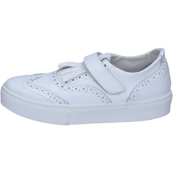 Chaussures Femme Baskets basses 2star chaussures femme 2 STAR sneakers blanc cuir glitter BZ521 blanc
