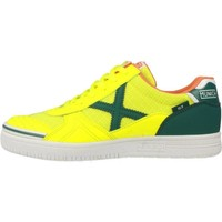 Chaussures Enfant Baskets basses Munich Fashion G 3 KID Jaune