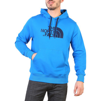 Vêtements Homme Sweats Buzzao Sweat shirt homme bleu ciel The North Face Bleu