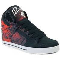 Chaussures Homme Chaussures de Skate Osiris CLONE huit battle red Rouge