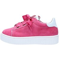 Chaussures Fille Baskets basses Nero Giardini P820143F Basket Fille Strawberry Strawberry