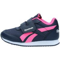 Chaussures Fille Baskets basses Reebok Sport CN1342 Basket Fille Royal Royal