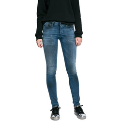 Vêtements Femme Jeans skinny Diesel SKINZEE-NE 0684C Bleu