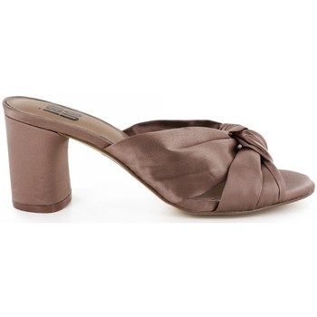 Chaussures Femme Claquettes Bibi Lou Sandales- Taupe