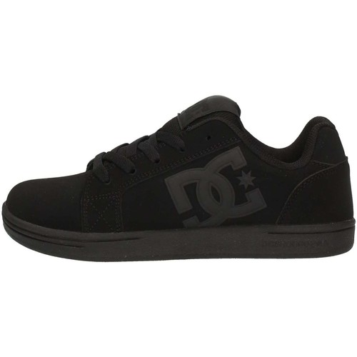 DC Shoes ADBS100020 Sneakers Unisex Noir Noir - Chaussures Baskets basses