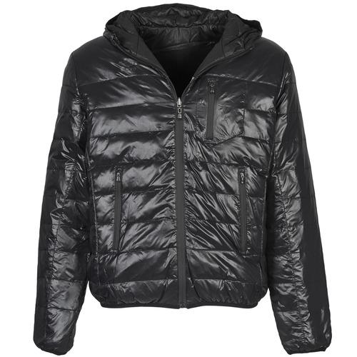 Vêtements Homme Doudounes Umbro DIAMOND-DOUDOUNE-NOIR-SCHISTE Noir