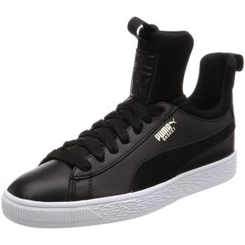 Chaussures Femme Baskets montantes Puma 365480 noir