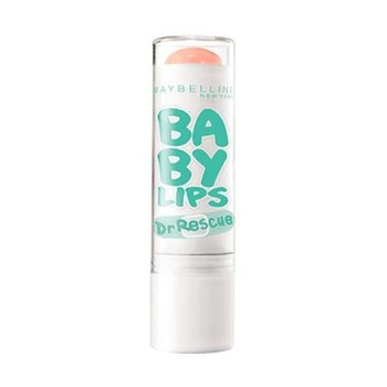 Beauté Femme Soins & bases lèvres Gemey Maybelline - Baby Lips DR RESCUE Soin intensif - Just Peachy Autres