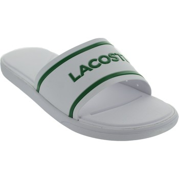 Chaussures Homme Mules Lacoste L.30 Slide 118 blanc