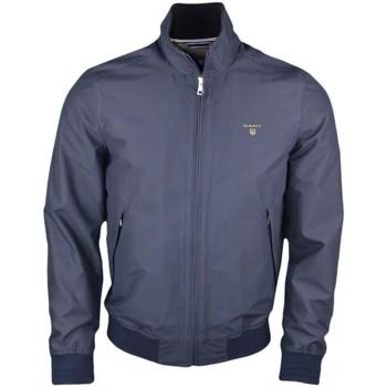 Blouson Gant veste bleu marine pour homme