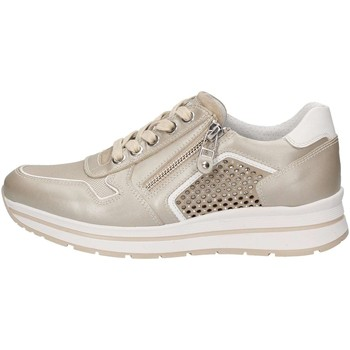 Chaussures Femme Baskets basses Nero Giardini P805241D Sneakers Femme Beige