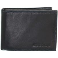 Sacs Porte-Documents / Serviettes Arthur & Aston Porte-cartes Arthur et Aston en cuir ref_ast42575 Bleu