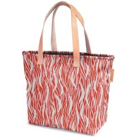 Sacs Besaces Eastpak Sac à main  Flask ref_eas35208-68J-Red Flames Red flames