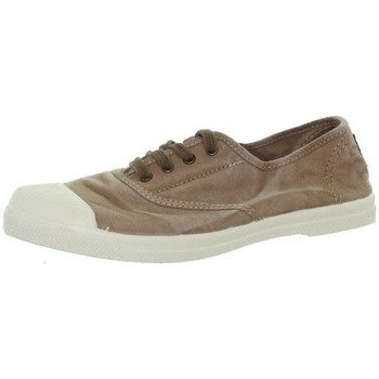 Chaussures Baskets basses Natural World Baskets  ref_natural43079-621-Beige Beige