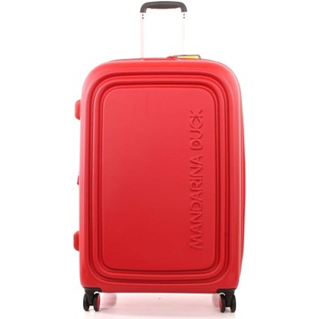Sacs Enfant Valises Rigides Mandarina Duck SZV33 Grands bagages(70-80cm) Valises Red flame Red flame
