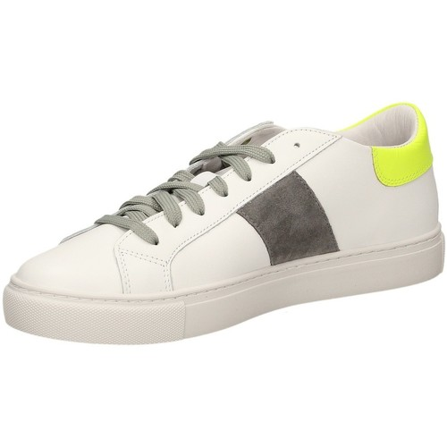 Womsh KINGSTON blanc - Chaussures Baskets basses Homme