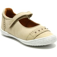 Chaussures Fille Baskets mode Loup Blanc HELWIGE BEIGE